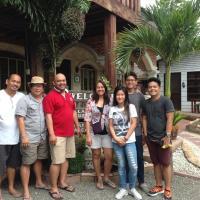 Allan Bognot Pinatubo Guesthouse