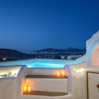 Deluxe Suite with Outdoor Hot Tub