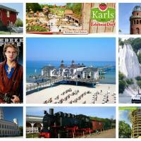 Hotel Pictures: Rügenrelax, Putbus