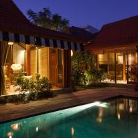 Deluxe Bungalow with Pool View