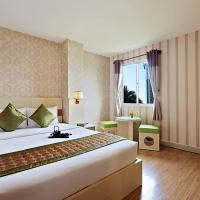 Deluxe Double or Twin Room with Park View