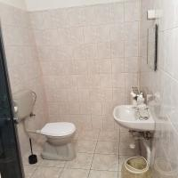Small Double Room with External Bathroom