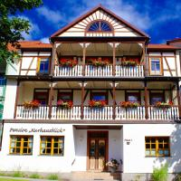 Hotel Pictures: Pension Kurhausblick, Bad Suderode