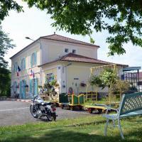 Hotel Pictures: Avenue de la Gare, Riscle
