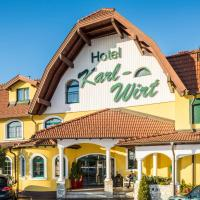 Hotel Pictures: Hotel Karl-Wirt, Perchtoldsdorf