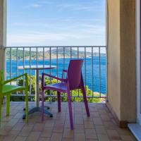Double or Twin Room with Side Sea View and Access to Wellness Centre