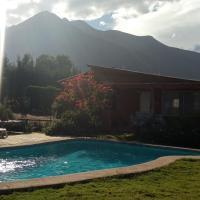 Hotel Pictures: Cabañas Canto dei Grilli, Vicuña