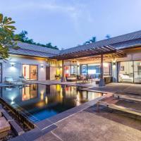 New Modern Pool Villa