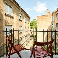 One-Bedroom Apartment with Balcony - Amruševa street