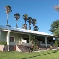 Hotellikuvia: Ghaub Lodge, Grootfontein