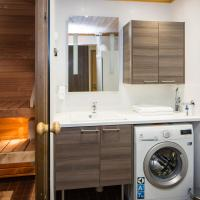 Two-Bedroom Superior Apartment with Sauna - Annex