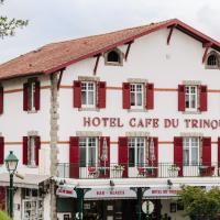 Hotel Pictures: Hotel-Café du Trinquet, Cambo-les-Bains