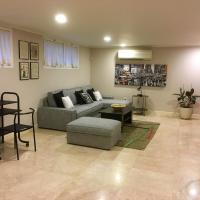 One-Bedroom Apartment - Basement Level