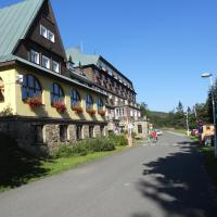Hotel Pictures: Hotel Tanecnica, Pustevny
