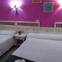 Interior Double or Twin Room with Extra Bed (2 Adults + 1 Child)