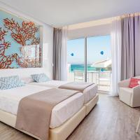 Twin Room with Lateral Sea View