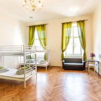 Bed in 6-Bed Mixed Dormitory Room with Private Bathroom