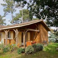 Hotel Pictures: Holiday home Route du Porge La Grande Escoure, Lacanau