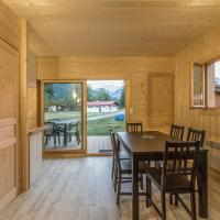 Two-Bedroom Comfort Chalet (6 Adults)