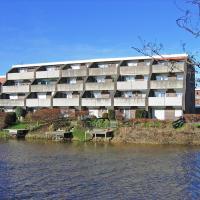 Hotel Pictures: Haus Baltrum/Wohnung 22, Dornum