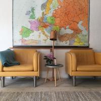 Hotel Pictures: Lys & venlig lejlighed i Sdr Bjert, Sønder Bjert