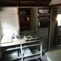 Two-Bedroom Camping Cabin