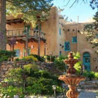 Fotografie hotelů: Inn of the Turquoise Bear, Santa Fe