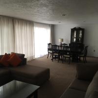 Three-Bedroom Apartment (1-6 Adults)
