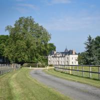 Hotel Pictures: Hotel Haras De La Potardiere, Crosmières