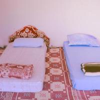 Single Bed in Dormitory Tent