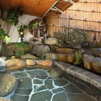 Superior Twin Room with Open-Air Bath and Terrace