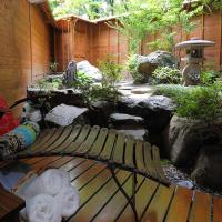 Twin Room with Open-Air Bath and Terrace