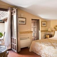 Deluxe Premium Double Room with Alhambra Views