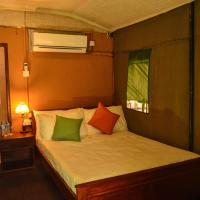 Air-conditioned Tent + Safari