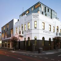 Zdjęcia hotelu: The Station Greville Street Pad, Melbourne