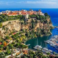 Côte d'Azur View of Cannes Bay