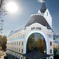 Fotos do Hotel: Boutique Art Hotel, Voronezh