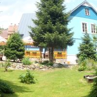 Hotellbilder: Modrý pension, Rokytnice nad Jizerou