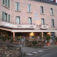 Hotel Pictures: Logis Les Deux Rivières, Laguépie