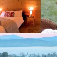 Hotel Pictures: Alpine Farmstay Apartments, Merrijig
