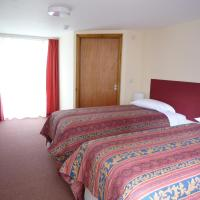Deluxe Double/Twin Room with Balcony (Disabled Facilities)