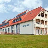 Hotelbilleder: Landhof Usedom App. 401, Stolpe auf Usedom