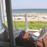 Luxury One-Bedroom Sunrise Suite with Beachfront View
