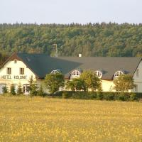 Hotel Pictures: Hotel Kolonie, Křivoklát