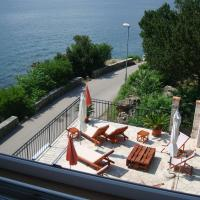 One-Bedroom Apartment with Patio and Sea View