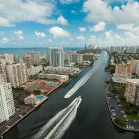 One Bedroom Apartment with Intracoastal Waterway View