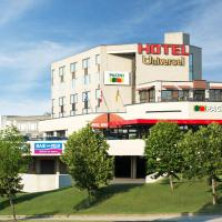 Hotel Pictures: Hotel Universel, Alma