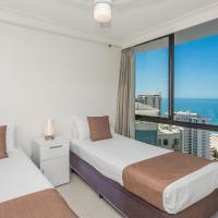 Two-Bedroom Deluxe Ocean View Apartment