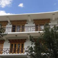 酒店图片: 曼陀可令花园餐厅旅馆, Leh