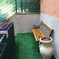 Bed in 4-Bed Mixed Dormitory Room with Private Bathroom and Terrace